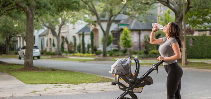 creative stroller strides for moms